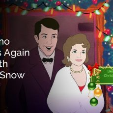 Dean Martin Returns in Let It Snow
