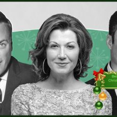 Amy Grant and Michael W. Smith Make Silver Bells Sparkle with Marc Martel