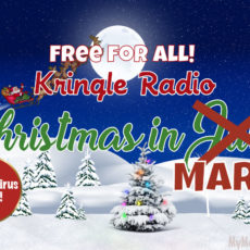 Free Kringle Radio to Fight Coronavirus