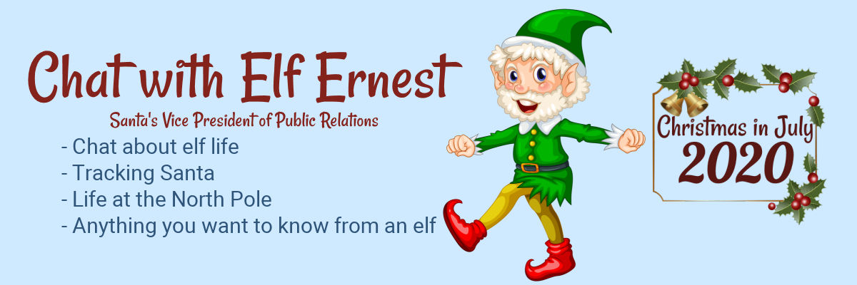 Chat with Elf Ernest