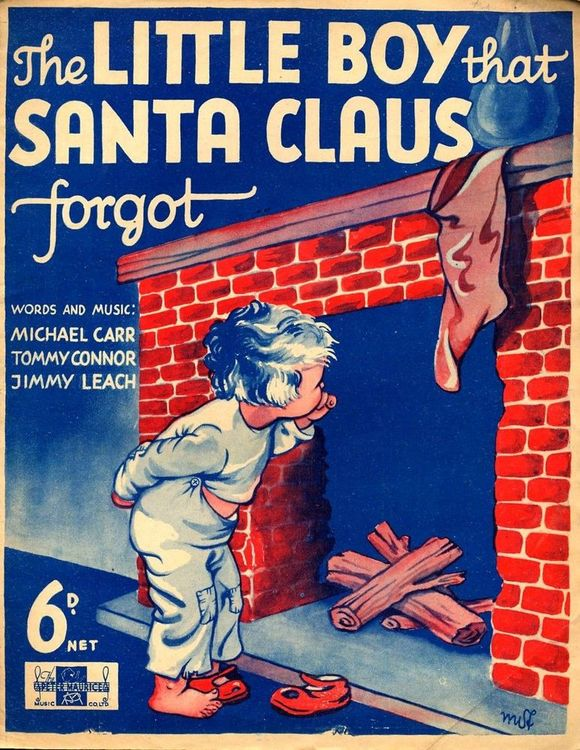 The Little Boy That Santa Claus Forgot