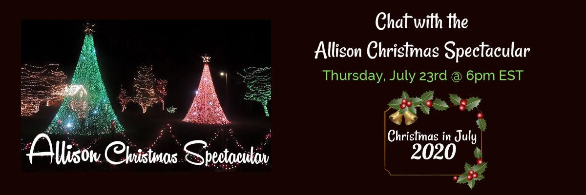 Allison Christmas Spectacular