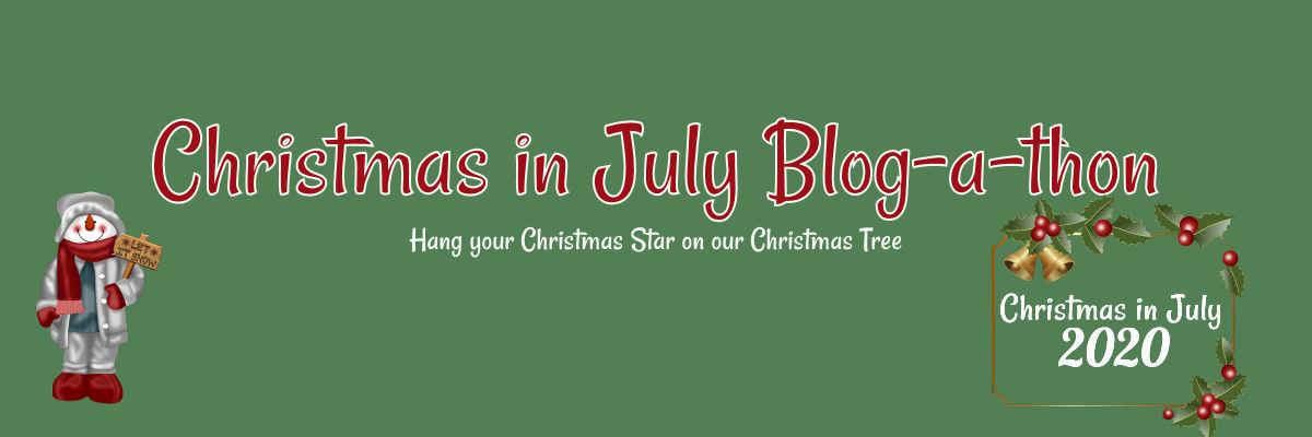 Christmas in July Blogathon
