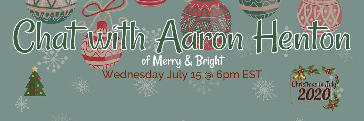 Aaron Henton Merry & Bright