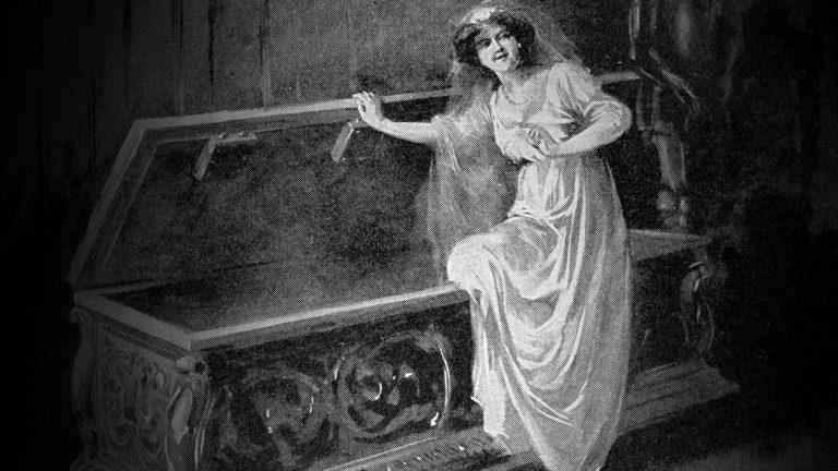 Mistletoe Ghost Story