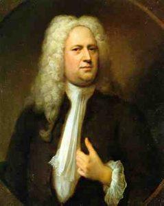 George Frederich Handel
