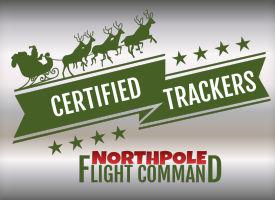 Certified Santa Trackers