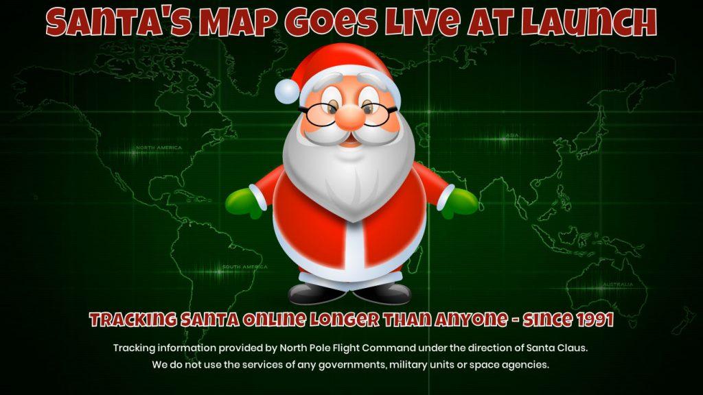 Santa's Map