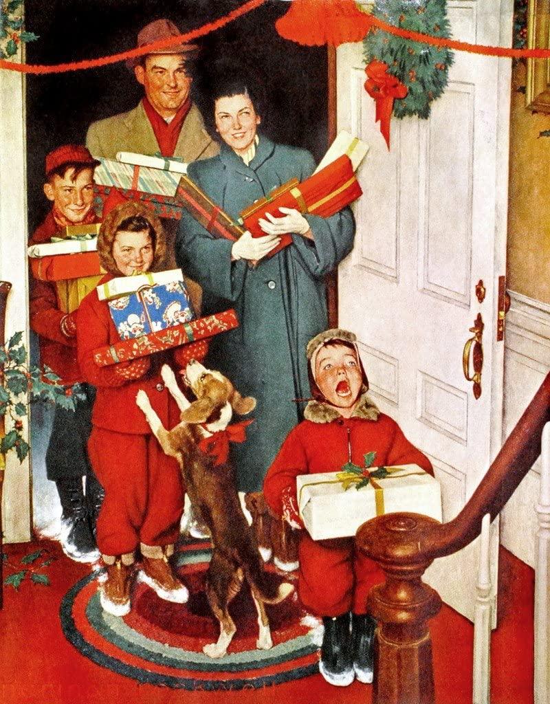 Rockwell Christmas