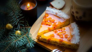 Pumpkin Pie and Christmas