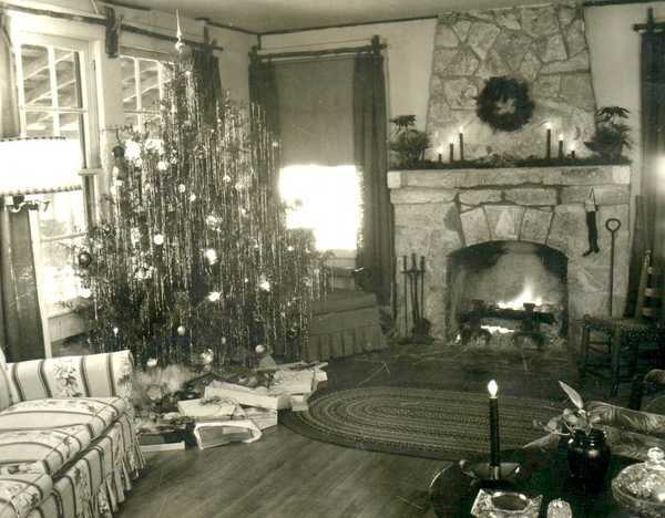 Tinsel in the 1890s
