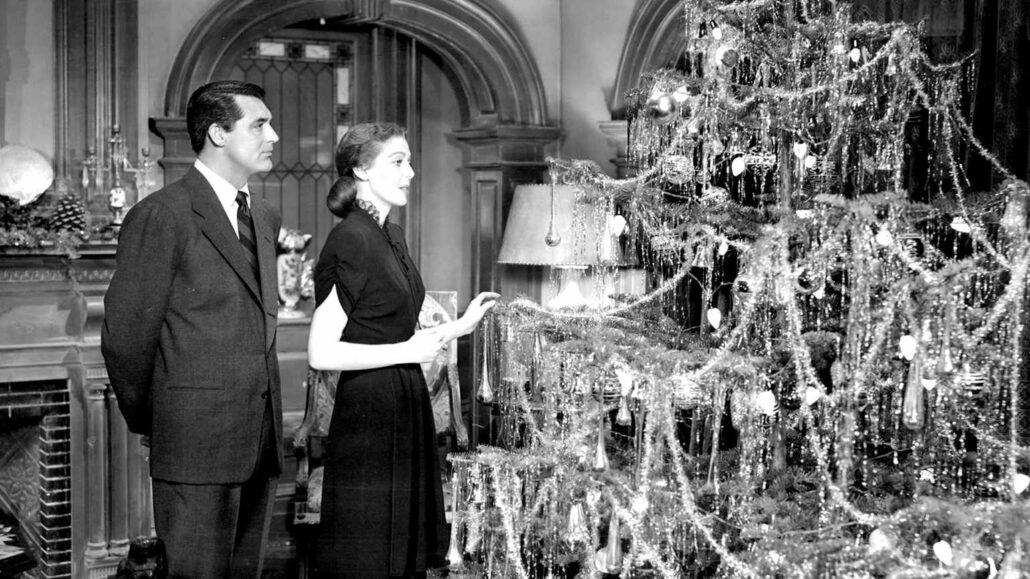 The Bishop's Wife Christmas Tree