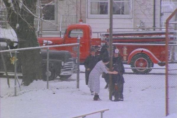 Cars in A Christmas Story