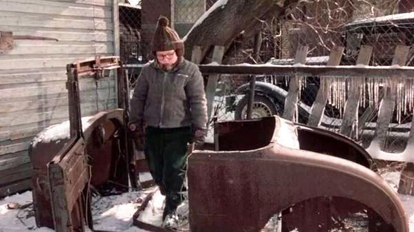 Cars of A Christmas Story