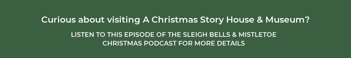 Sleigh Bells and Mistletoe Christmas Podcast