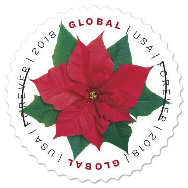 Christmas Stamps - Global