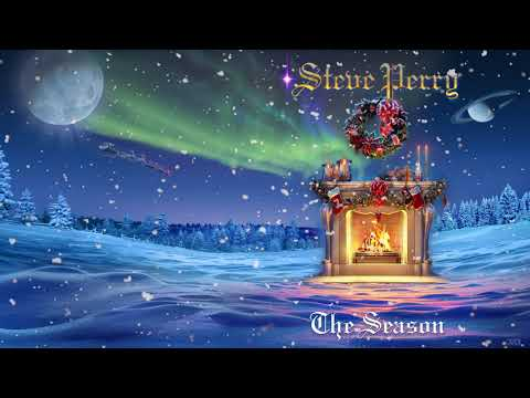 Steve Perry Releases I'll Be Home for Christmas