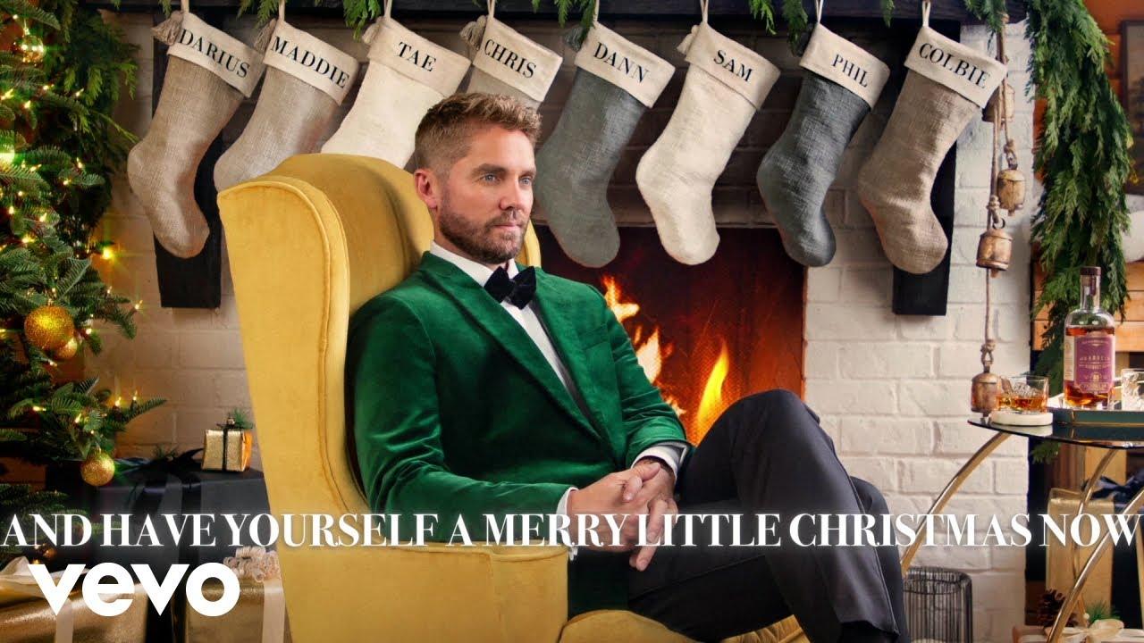 Brett Young Brings New Album of Christmas Duets